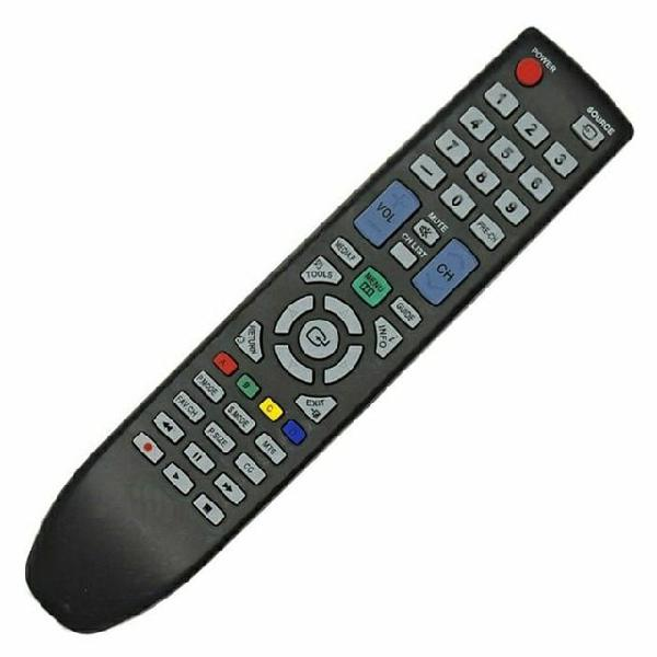 Controle remoto tv samsung lcd / led / plasma