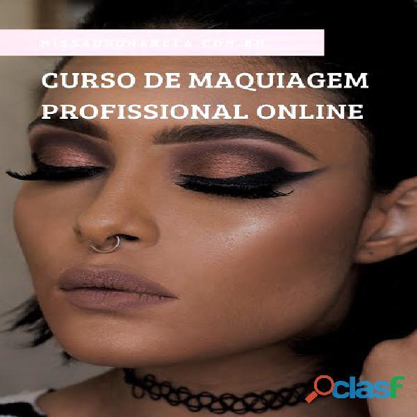 Curso de maquiagem on line
