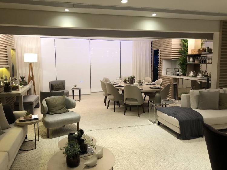 Apartamento para venda com 158 metros quadrados com 3