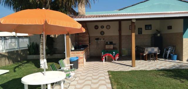 Casa 4 quartos praia do sonho 200 mts mar c/ net e sky
