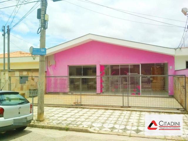 Casa comercial para locação no jd. salesiano - ca1578.