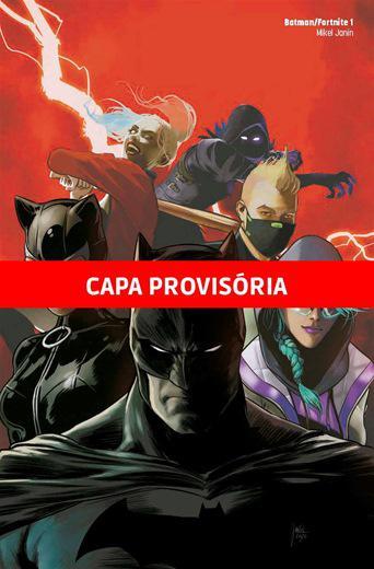 Batman/fortnite vol. 06