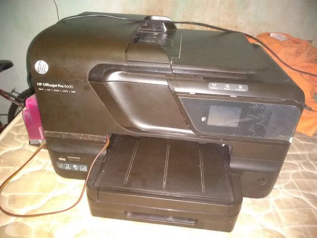 Impressora hp 8600 officejet pro