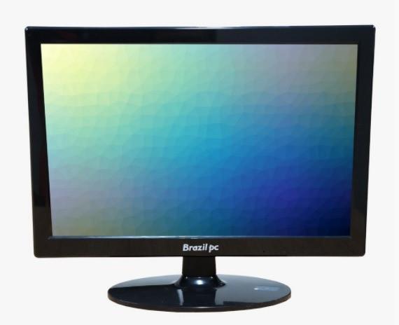 Monitor led 15,4 polegadas widescreen brazil 15bpc-kan -