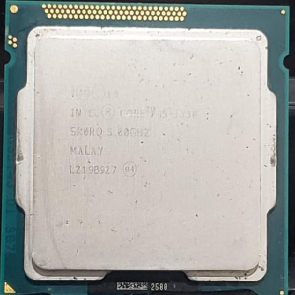 Processador Intel Core i5 3300 LGA 1155