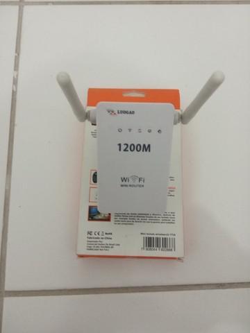 Roteador repetidor de sinal wireless potente