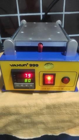 Separadora lcd yaxum produto novo com sucção a vácuo