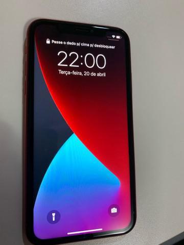 Iphone 11 64gb série especial red