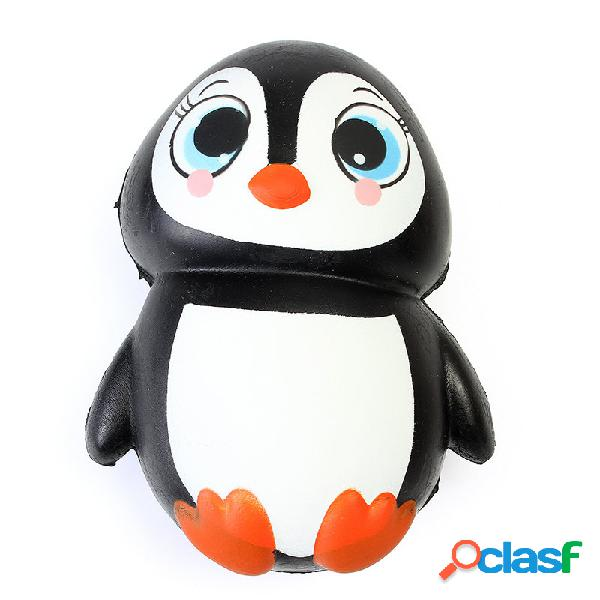 Squishy penguin jumbo 13 cm slow rising soft kawaii cute collection gift toy decor