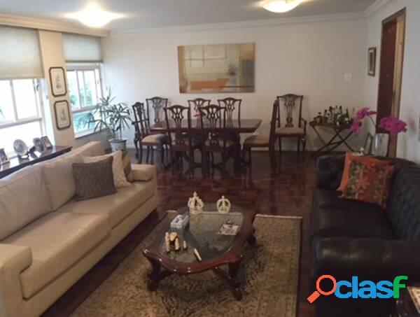 Apartamento no jardim paulista à venda com 3 quartos na josé maria lisboa