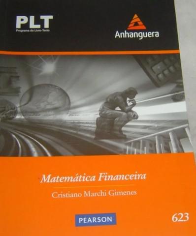 Matemática financeira com hp12c e excel - plt 623
