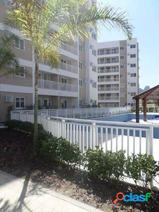 Apartamentos (de 3 quartos) - wind residencial - jacarepaguá - rj