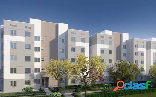Apartamentos (de 2 quartos) - parque brito ii - campo grande - rj