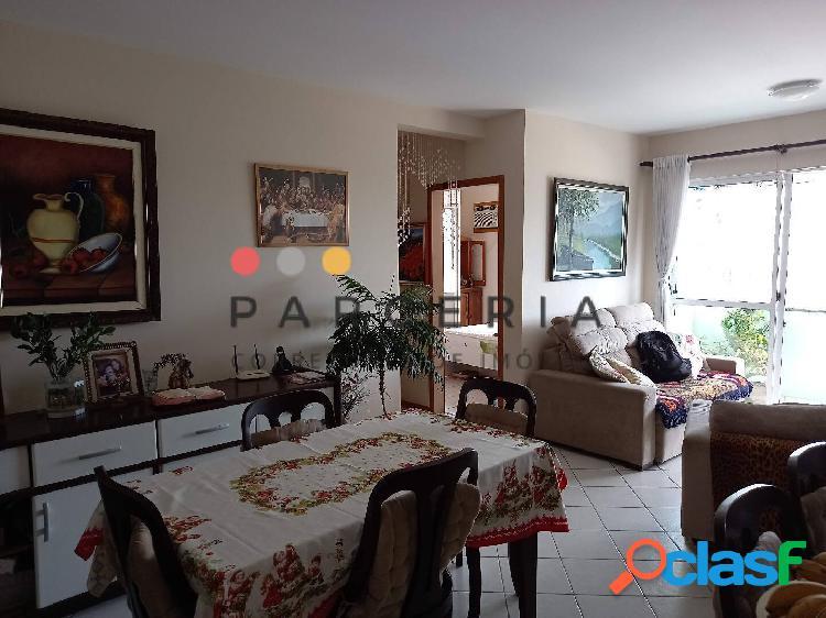 Apartamento com 02 dormitórios, semi mobiliado, em barreiros - sj