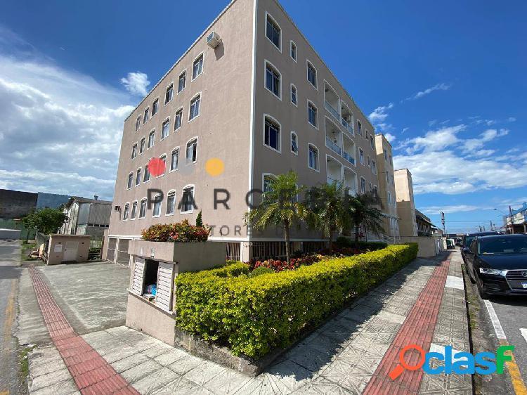 Apartamento com 02 dormitórios, semi mobiliado, em barreiros/sj