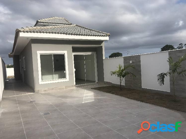Maravilhosa casa com 2 quartos no são bento da lagoa - itaipuaçu - marica