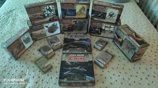 Coleção x-wing