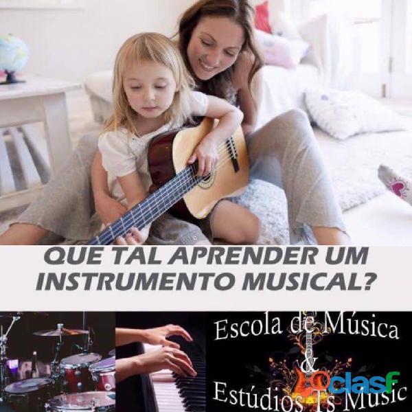 Faça aula de musica online no conforto de sua casa