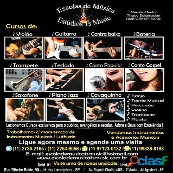 Faça aula de Musica Online no Conforto de sua casa 2