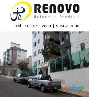 Responsabilidade Civil do Síndico e do Condomínio na Falta de Manutenção da Fachada Belo Horizonte 1