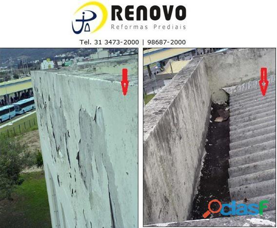 Responsabilidade Civil do Síndico e do Condomínio na Falta de Manutenção da Fachada Belo Horizonte 4