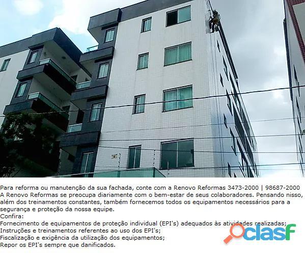 Responsabilidade Civil do Síndico e do Condomínio na Falta de Manutenção da Fachada Belo Horizonte 5