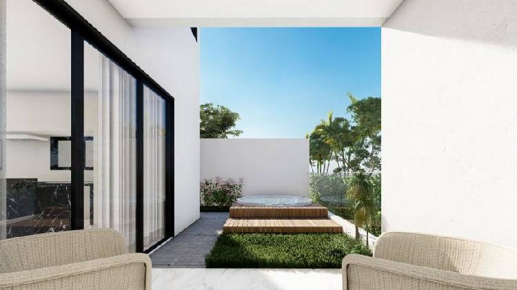 Casa de condomínio para venda com 152 metros quadrados com