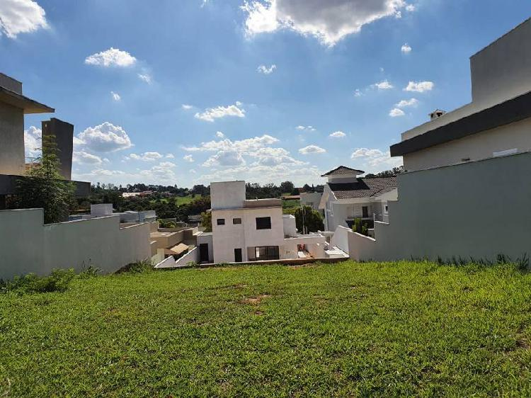 Terreno 420m2 - condomínio terra magna - indaiatuba - sp