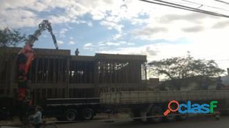 Transporte de qualidade pesado em são leopoldo synttsserv