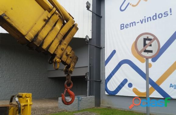 Transporte pesado novo hamburgo caldeira fresa torno remoção industrial