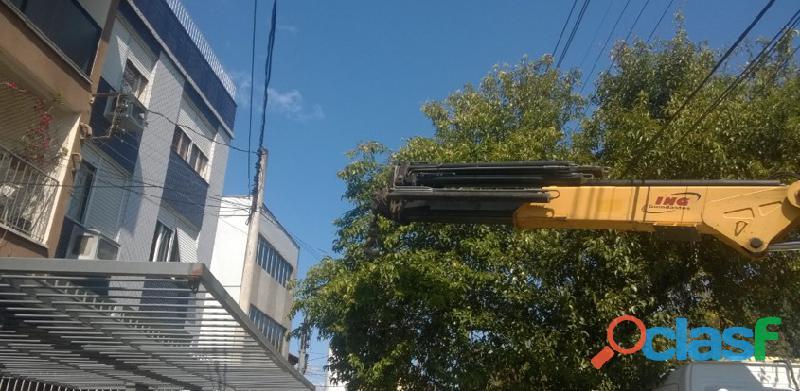Transporte Urgente Glorinha RS Synttsserv 51 9 92316446 descarga içamento transporte remoção 3