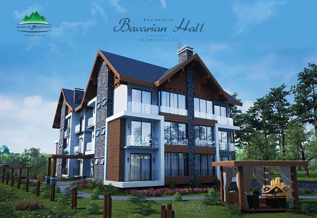 Schell imóveis vende, apartamento com 2 suítes, 70 m² por