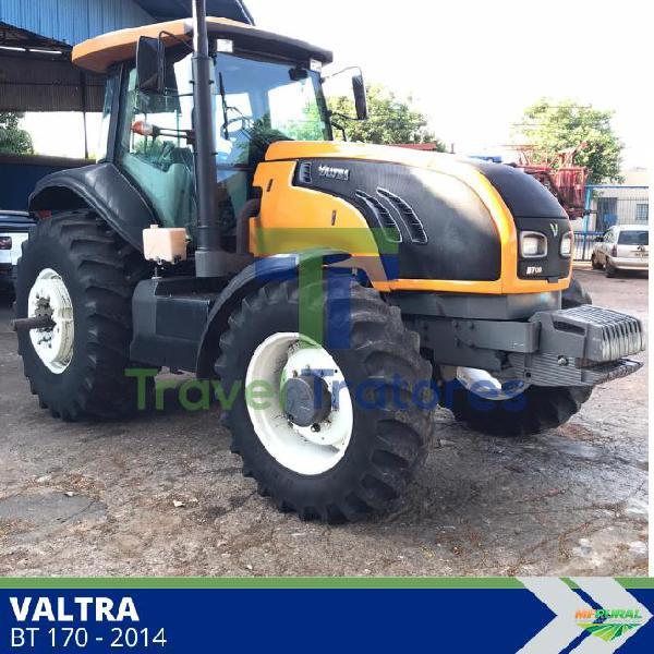 Trator valtra/valmet bt 170 4x4 ano 14