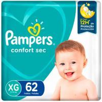 APP] [Parcelado] 3 pacotes de Fraldas Pampers Confort Sec