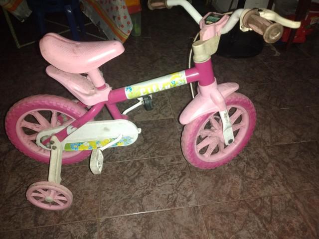 Bicicleta pra menina