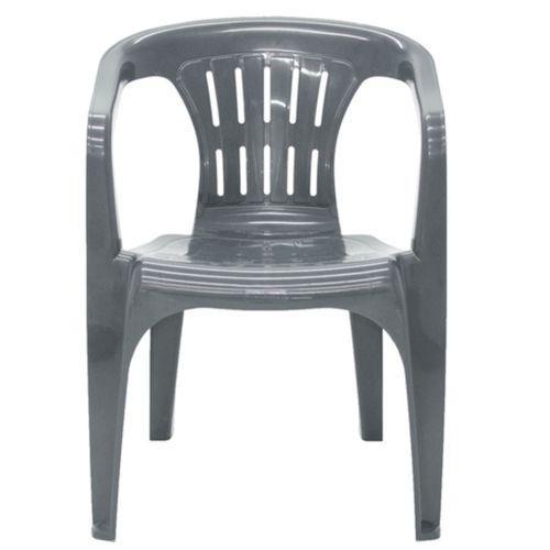Cadeira Tramontina Atalaia 92210210 Cinza