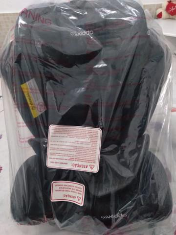 Cadeira para auto kiddo stretch melange preto 0 a 36 kilos
