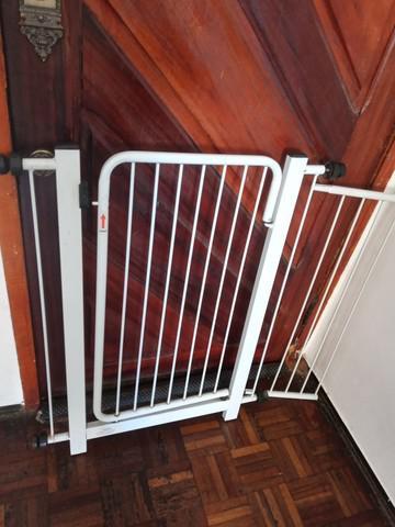 Grade porta de segurança até,90cm