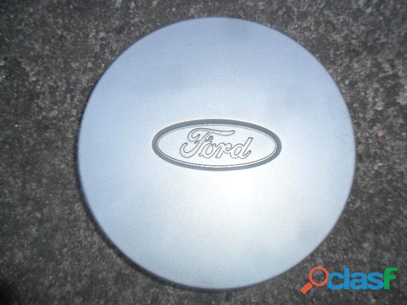 Ford escort xr3 calota original genuina da roda aro14 de aluminio sapão
