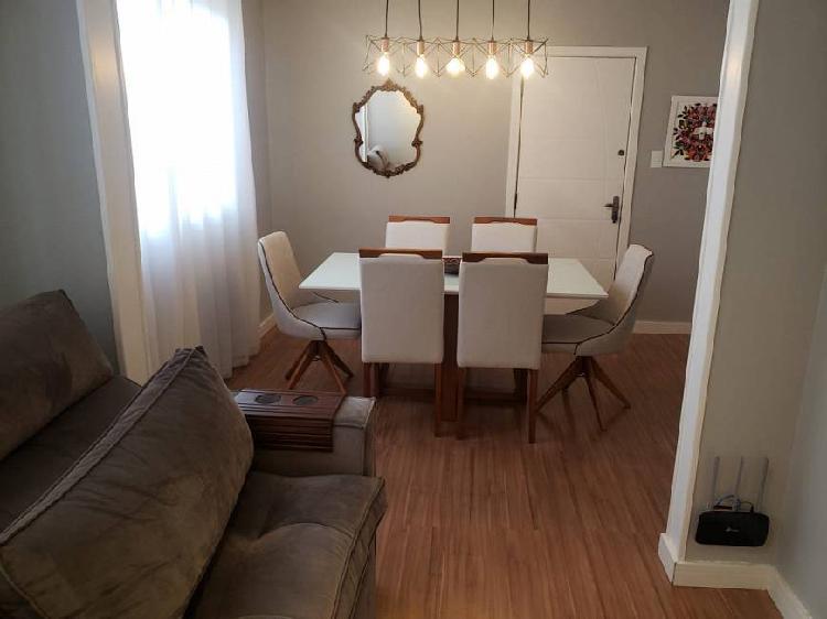 Charmoso apartamento de 58 m² no coração do vila izabel!