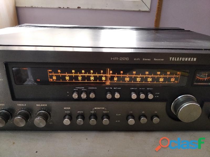 Receiver Telefunken HR 226 1