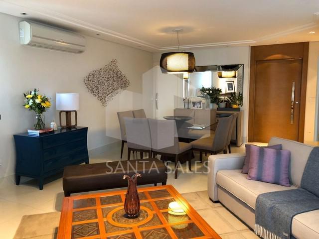 Apartamento vila nova conceiçao - edif. cosmos