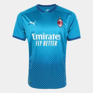 APP] [Parcelado] Camisa Milan Third 20/21 s/n° Torcedor