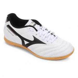 APP] [Parcelado] Chuteira Futsal Mizuno Morelia Club IN N