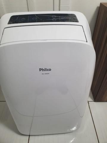 Ar condicionado philco portátil pac11000qf2 110v branco -