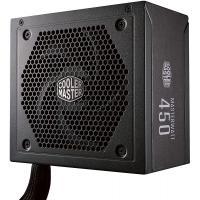 Fonte Cooler Master 450W 80 Plus Bronze Semi