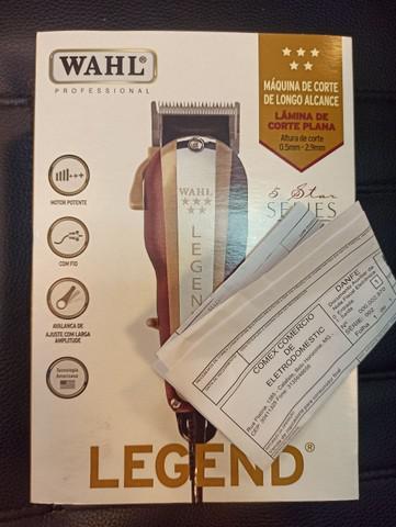 Máquina de cabelo wahl