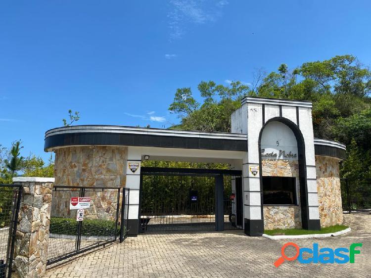 Terreno condomínio fechado com 732,40 m² - trindade- florianópolis-sc