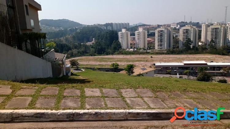 Terreno residencial alphasítio