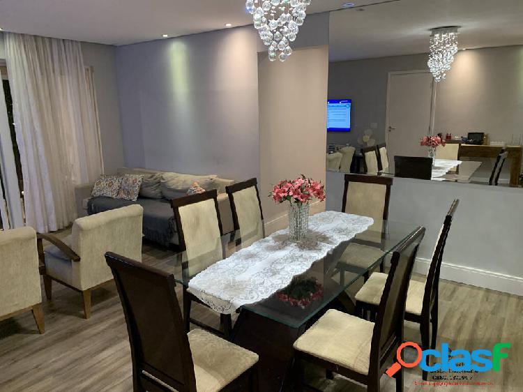 Apartamento condomínio residencial alphapark
